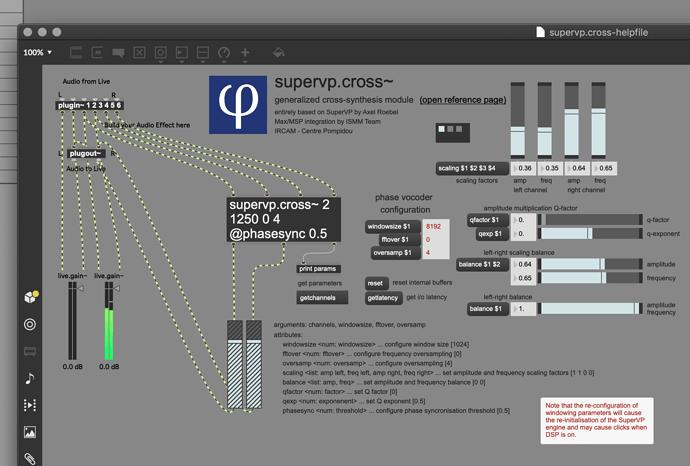 supervp.cross-helpfile parameters